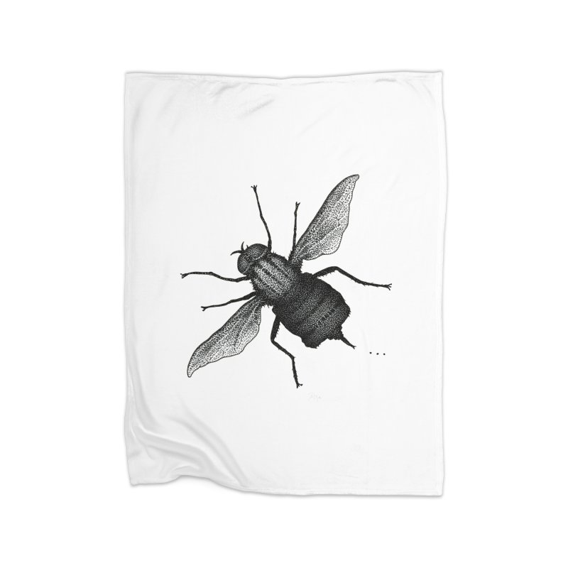 Suspension Points by Igor Pose Home Blanket by IgorPose's Artist Shop