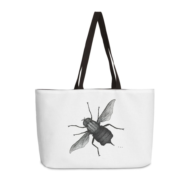 Suspension Points by Igor Pose Accessories Weekender Bag Bag by IgorPose's Artist Shop