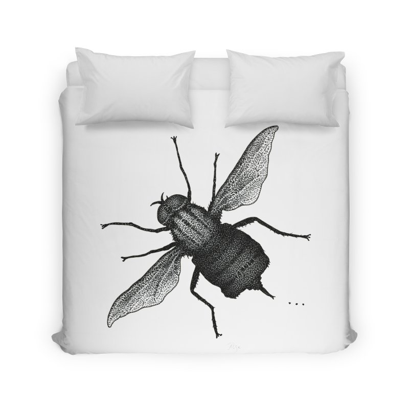 Suspension Points by Igor Pose Home Duvet by IgorPose's Artist Shop