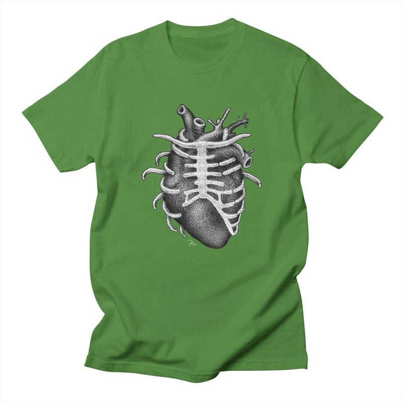 Big Heart by Igor Pose Women's T-Shirt by IgorPose's Artist Shop
