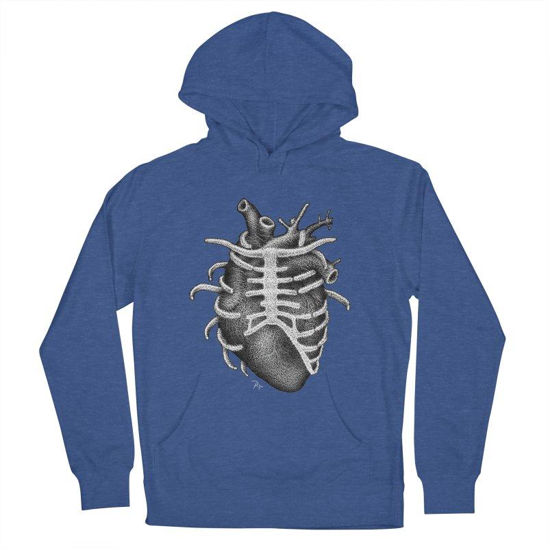 Big Heart by Igor Pose Women's Pullover Hoody by IgorPose's Artist Shop