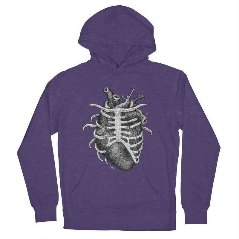 Big Heart by Igor Pose Women's Pullover Hoody by IgorPose's Artist Shop