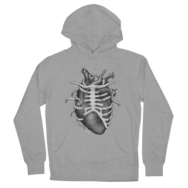 Big Heart by Igor Pose Men's Pullover Hoody by IgorPose's Artist Shop