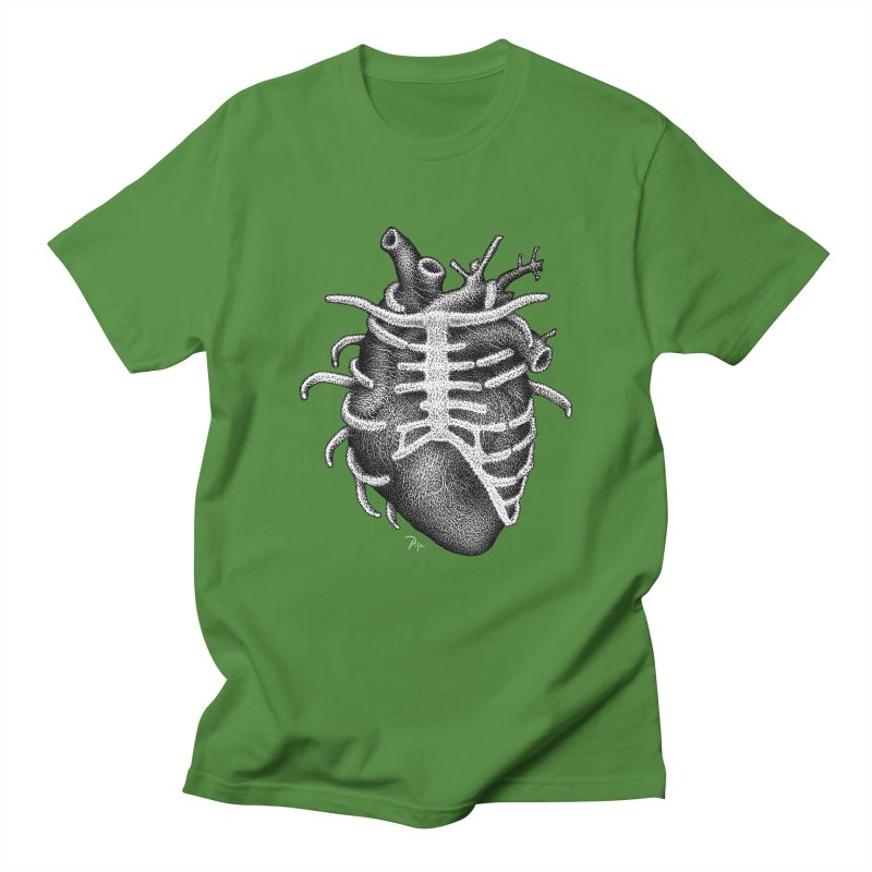 Big Heart by Igor Pose Women's T-Shirt by IgorPose's Artist Shop