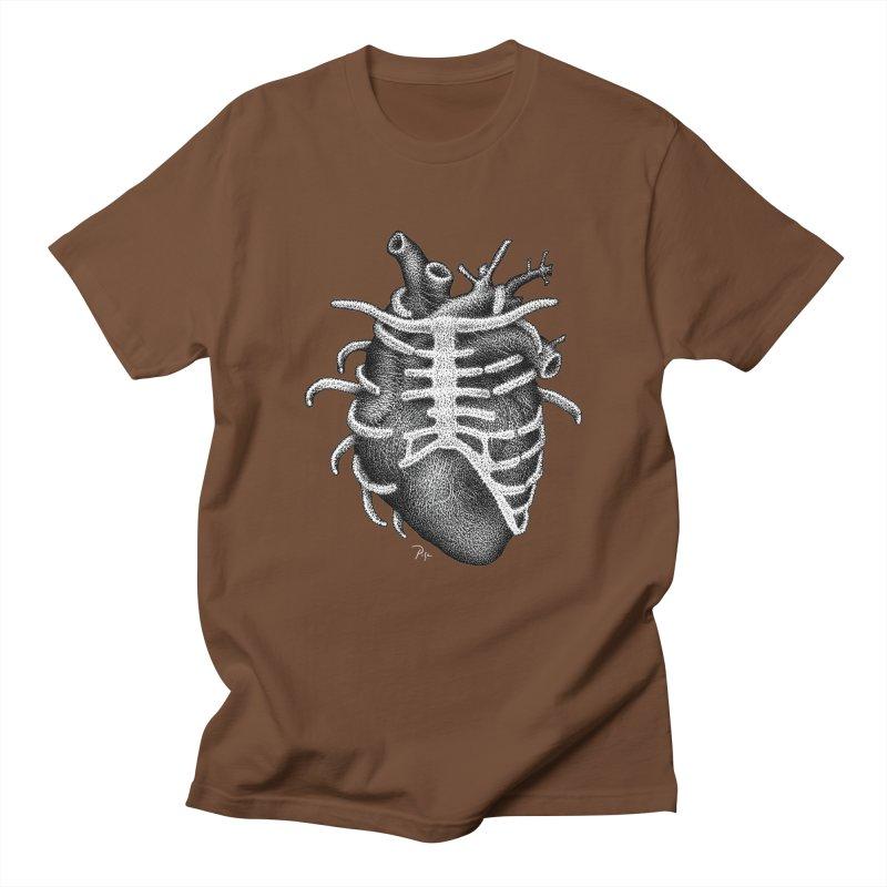 Big Heart by Igor Pose Women's Regular Unisex T-Shirt by IgorPose's Artist Shop