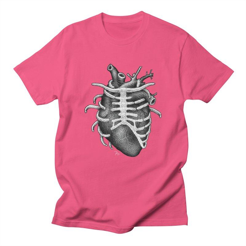 Big Heart by Igor Pose Men's T-Shirt by IgorPose's Artist Shop