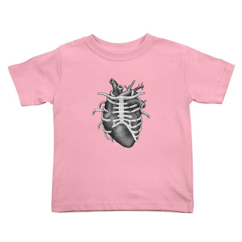 Big Heart by Igor Pose Kids Toddler T-Shirt by IgorPose's Artist Shop