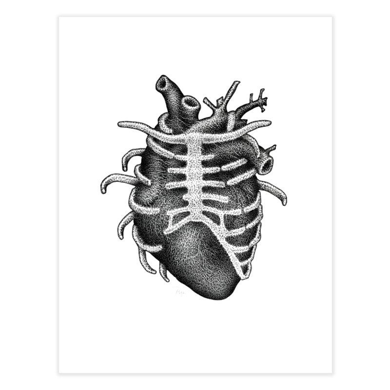 Big Heart by Igor Pose Home Fine Art Print by IgorPose's Artist Shop