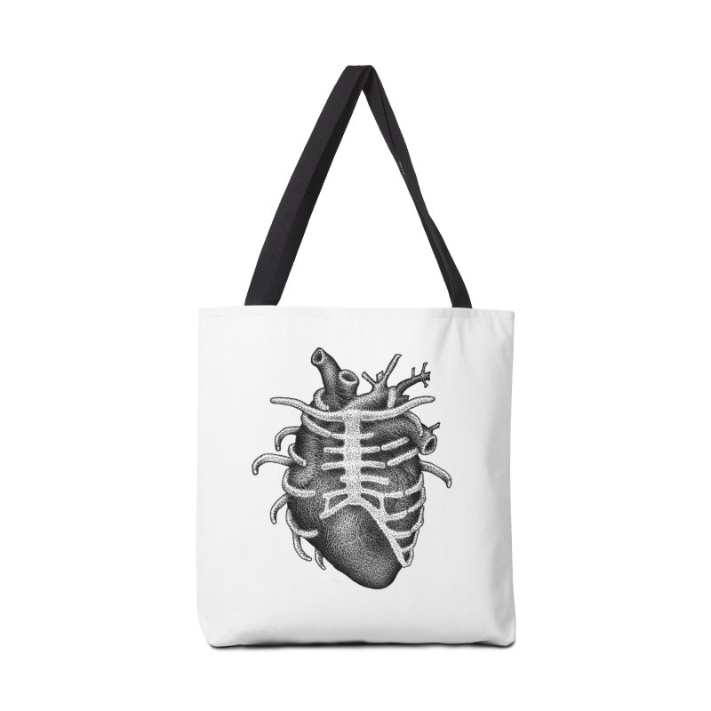 Big Heart by Igor Pose Accessories Bag by IgorPose's Artist Shop
