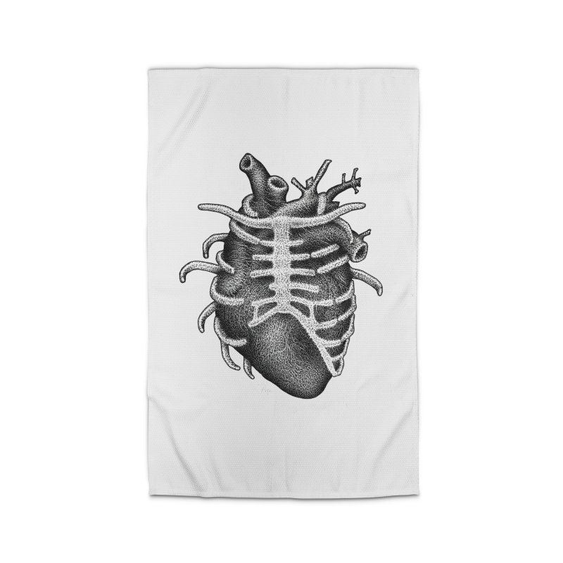 Big Heart by Igor Pose Home Rug by IgorPose's Artist Shop
