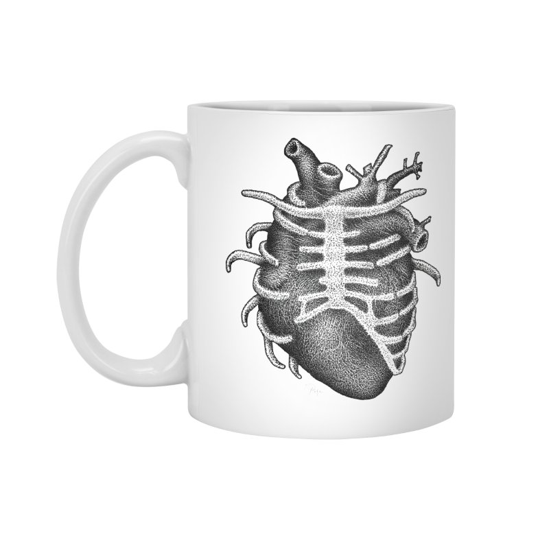 Big Heart by Igor Pose Accessories Mug by IgorPose's Artist Shop