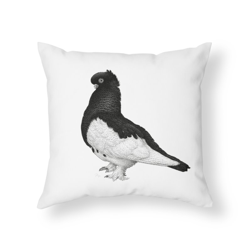 Dove by Igor Pose Home Throw Pillow by IgorPose's Artist Shop