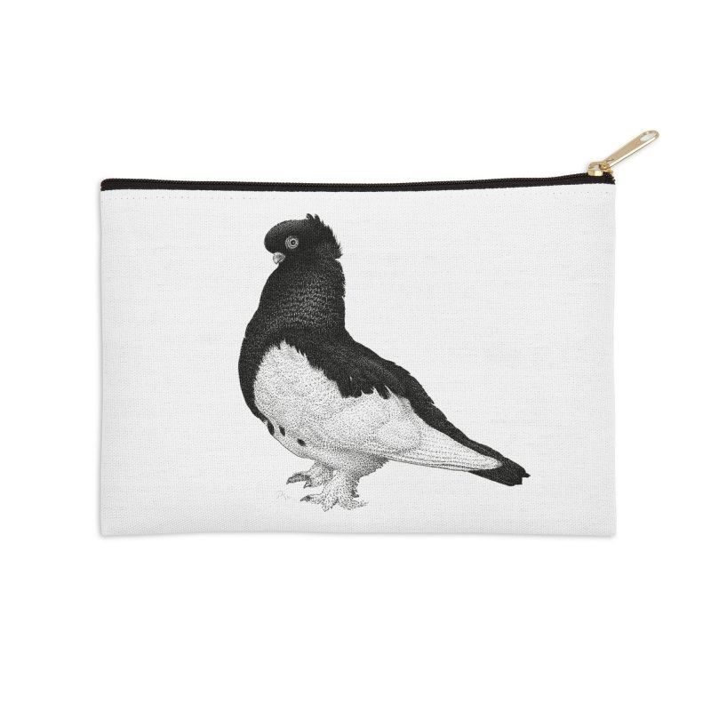 Dove by Igor Pose Accessories Zip Pouch by IgorPose's Artist Shop