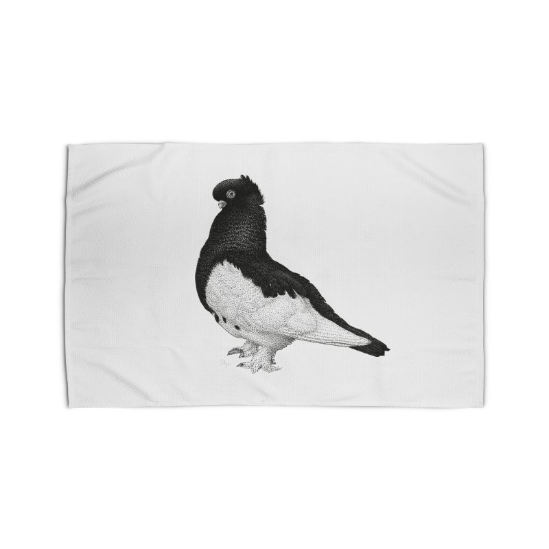 Dove by Igor Pose Home Rug by IgorPose's Artist Shop