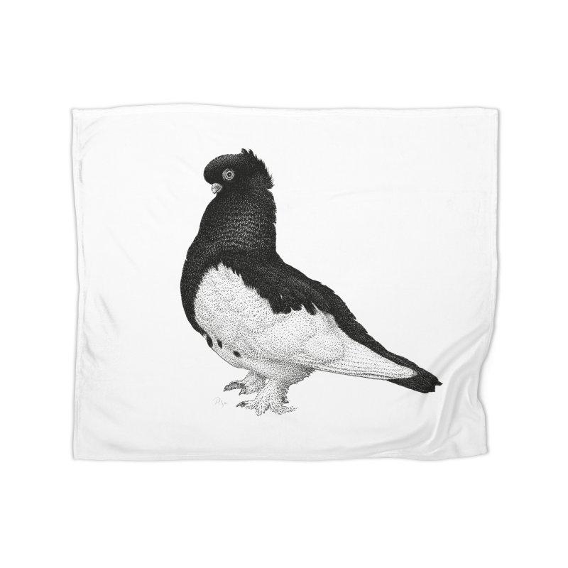 Dove by Igor Pose Home Fleece Blanket Blanket by IgorPose's Artist Shop