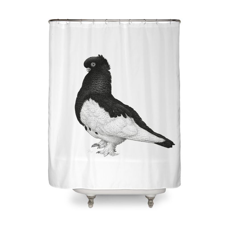 Dove by Igor Pose Home Shower Curtain by IgorPose's Artist Shop