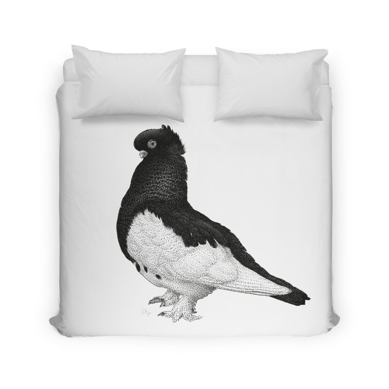 Dove by Igor Pose Home Duvet by IgorPose's Artist Shop