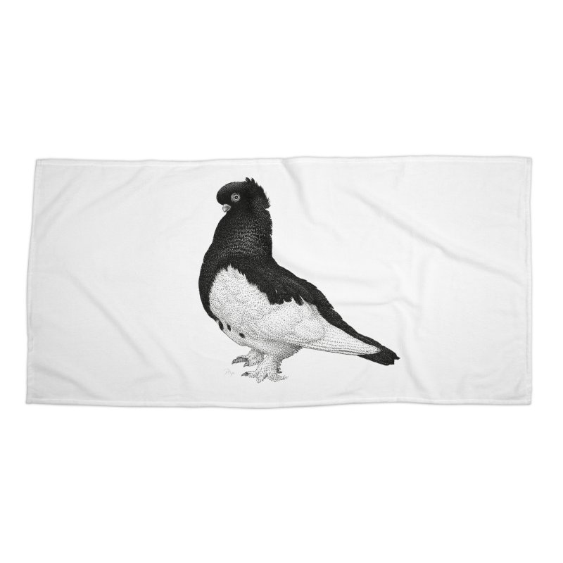 Dove by Igor Pose Accessories Beach Towel by IgorPose's Artist Shop