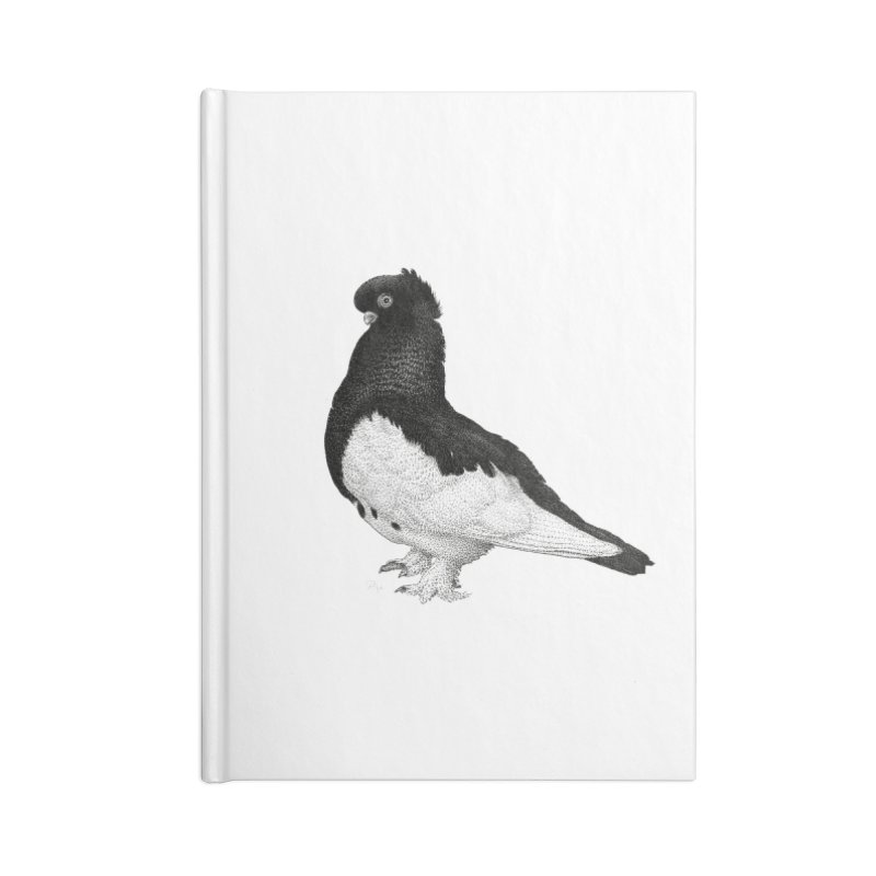 Dove by Igor Pose Accessories Lined Journal Notebook by IgorPose's Artist Shop