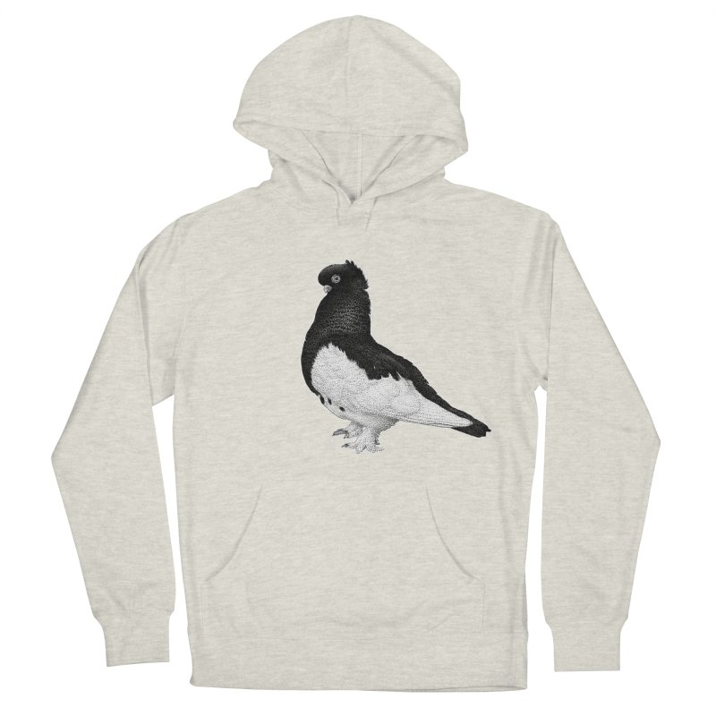 Dove by Igor Pose Women's French Terry Pullover Hoody by IgorPose's Artist Shop