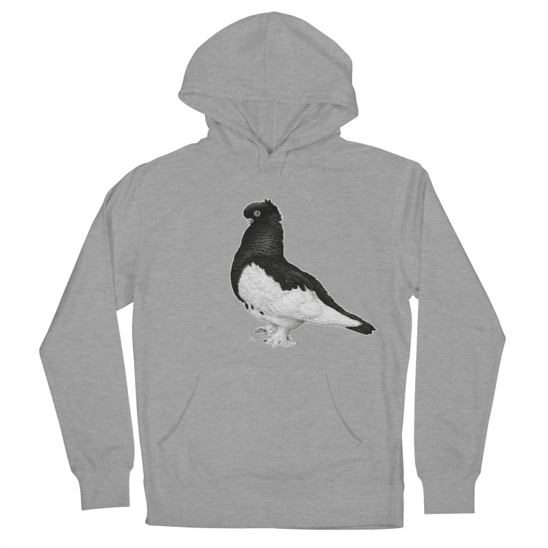 Dove by Igor Pose Men's French Terry Pullover Hoody by IgorPose's Artist Shop