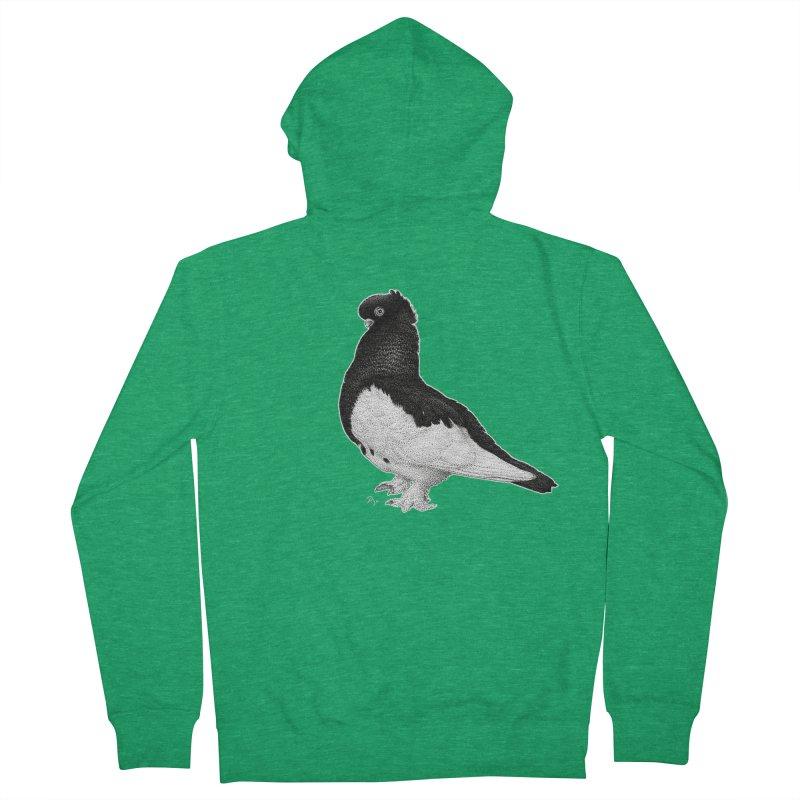 Dove by Igor Pose Men's Zip-Up Hoody by IgorPose's Artist Shop