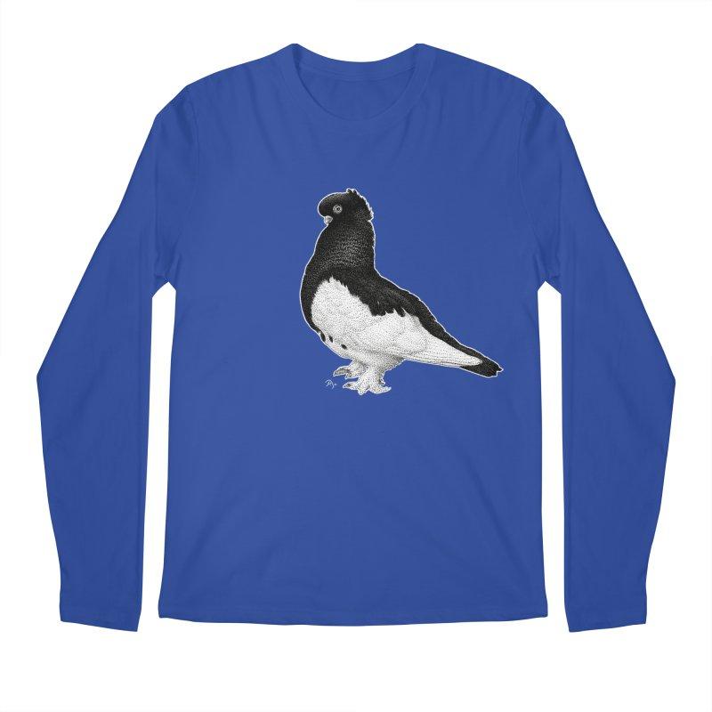 Dove by Igor Pose Men's Regular Longsleeve T-Shirt by IgorPose's Artist Shop