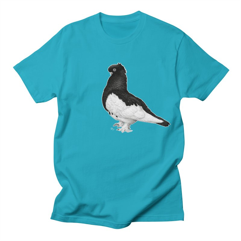 Dove by Igor Pose Men's Regular T-Shirt by IgorPose's Artist Shop