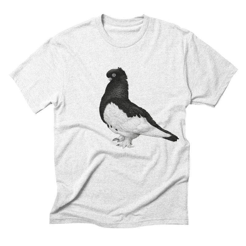 Dove by Igor Pose Men's Triblend T-shirt by IgorPose's Artist Shop