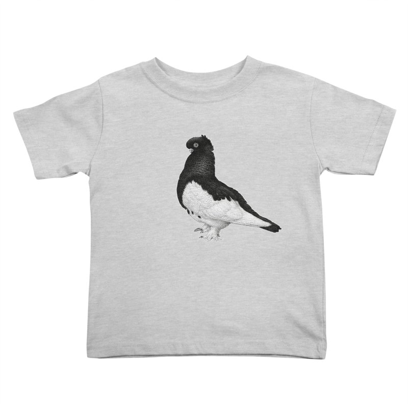 Dove by Igor Pose Kids Toddler T-Shirt by IgorPose's Artist Shop
