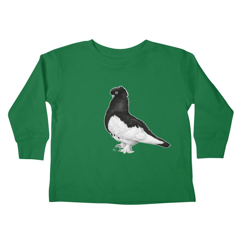 Dove by Igor Pose Kids Toddler Longsleeve T-Shirt by IgorPose's Artist Shop