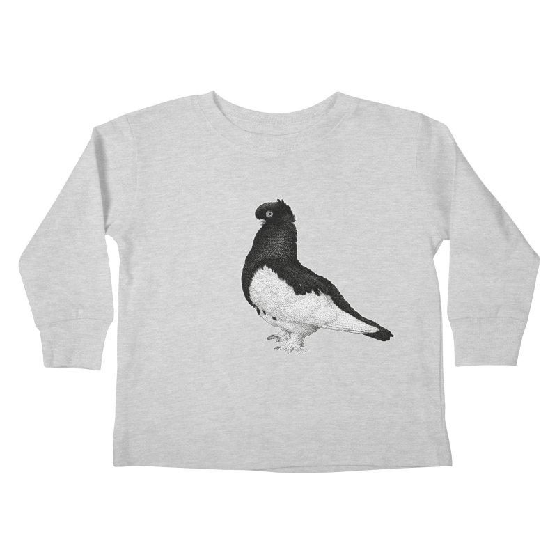 Dove by Igor Pose Kids Toddler Longsleeve T-Shirt by IgorPose's Artist Shop