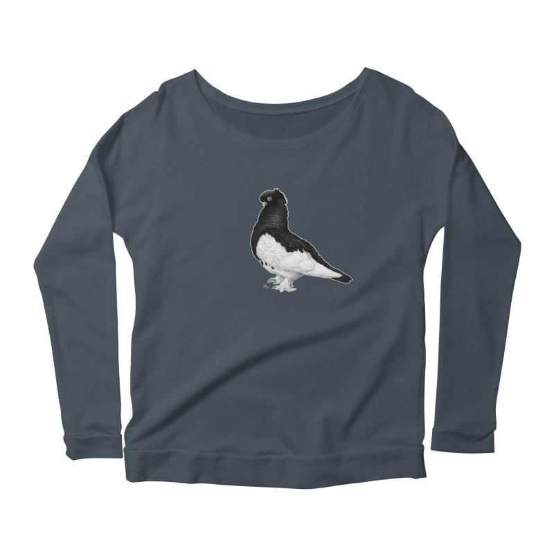 Dove by Igor Pose Women's Scoop Neck Longsleeve T-Shirt by IgorPose's Artist Shop