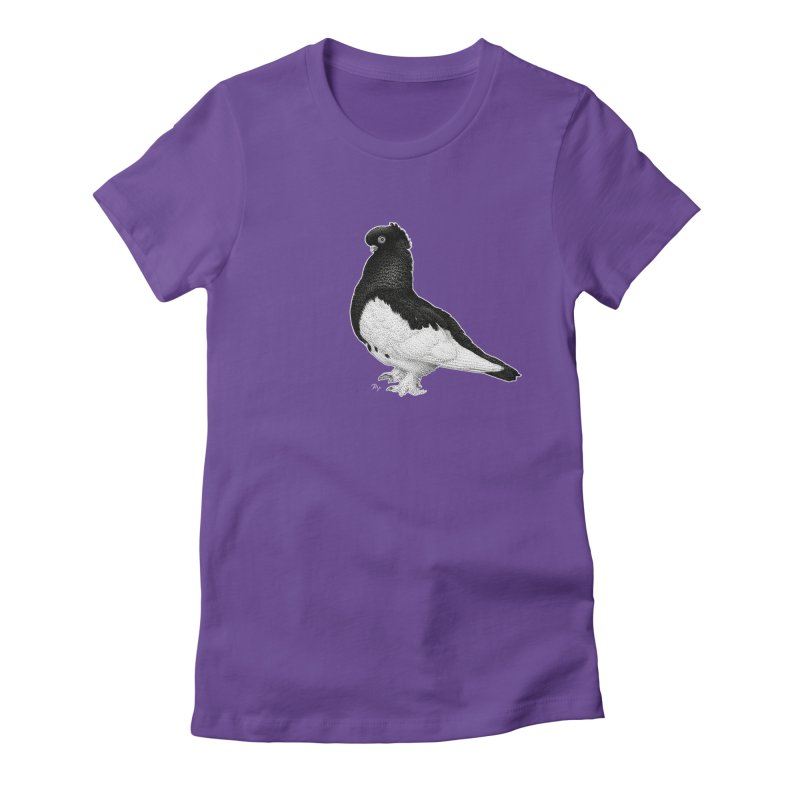 Dove by Igor Pose Women's T-Shirt by IgorPose's Artist Shop