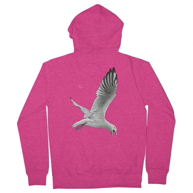 Point of View by Igor Pose Women's French Terry Zip-Up Hoody by IgorPose's Artist Shop