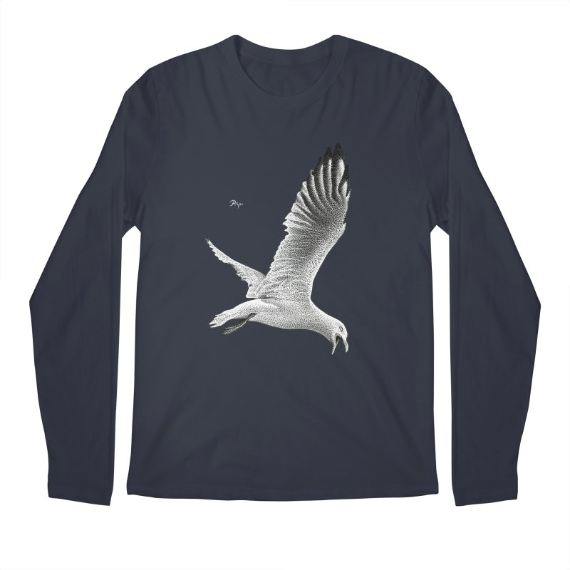 Point of View by Igor Pose Men's Longsleeve T-Shirt by IgorPose's Artist Shop