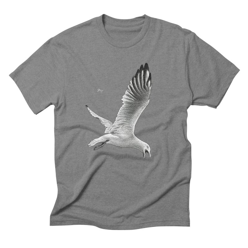 Point of View by Igor Pose Men's Triblend T-Shirt by IgorPose's Artist Shop