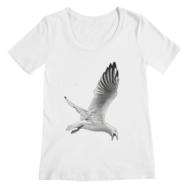 Point of View by Igor Pose Women's Regular Scoop Neck by IgorPose's Artist Shop