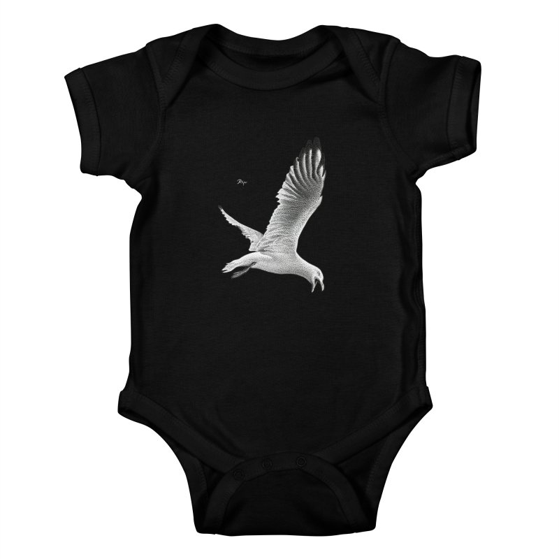 Point of View by Igor Pose Kids Baby Bodysuit by IgorPose's Artist Shop