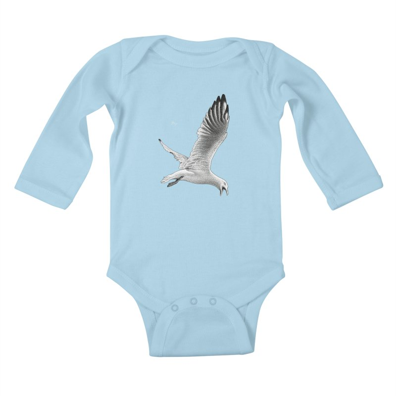 Point of View by Igor Pose Kids Baby Longsleeve Bodysuit by IgorPose's Artist Shop