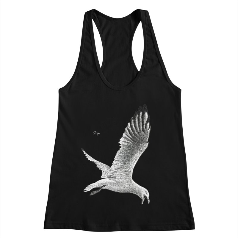 Point of View by Igor Pose Women's Racerback Tank by IgorPose's Artist Shop