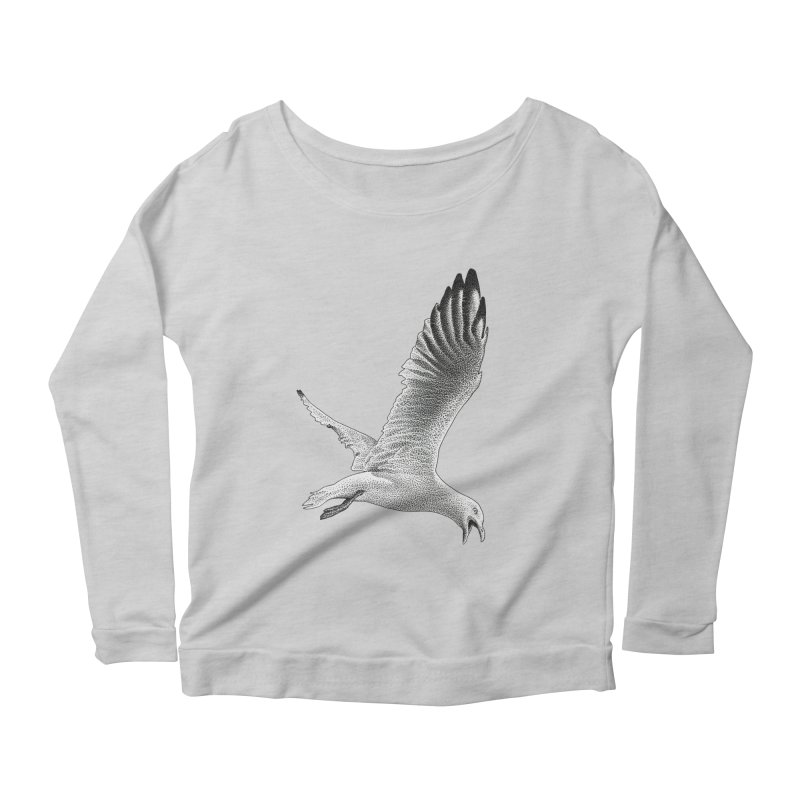 Point of View by Igor Pose Women's Longsleeve Scoopneck  by IgorPose's Artist Shop
