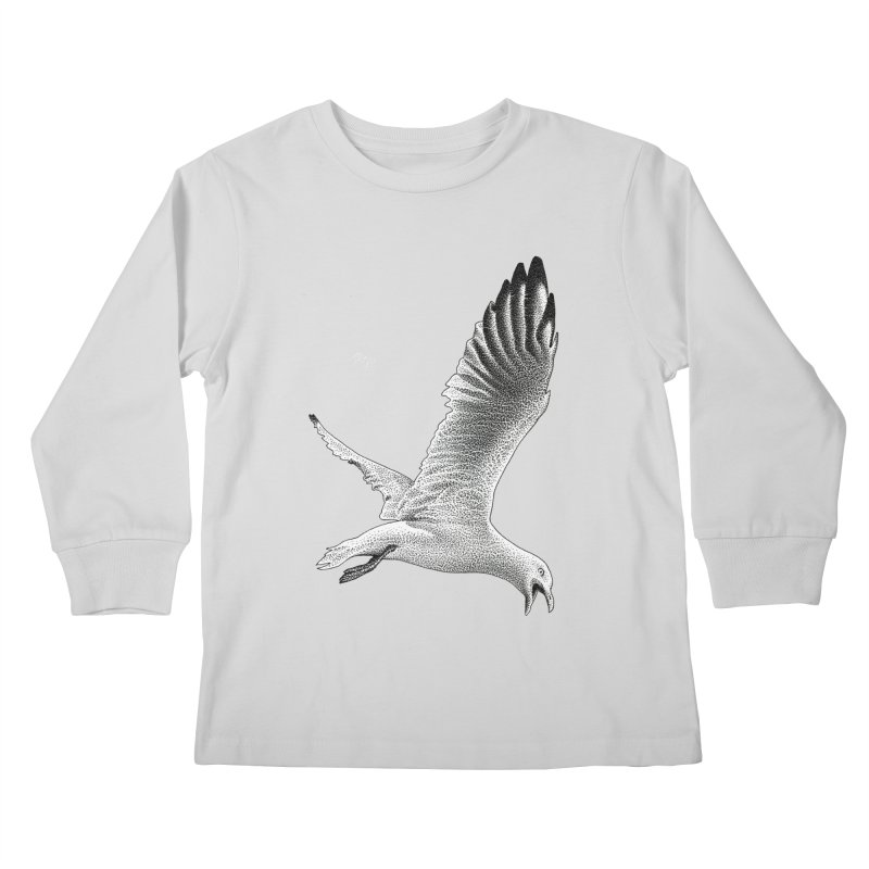 Point of View by Igor Pose Kids Longsleeve T-Shirt by IgorPose's Artist Shop