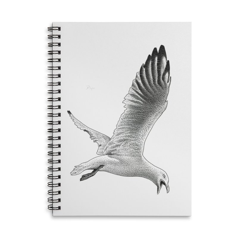 Point of View by Igor Pose Accessories Lined Spiral Notebook by IgorPose's Artist Shop