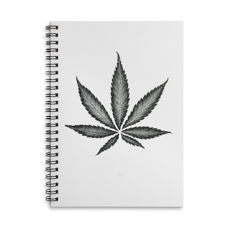 Greenlight Star by Igor Pose Accessories Lined Spiral Notebook by IgorPose's Artist Shop