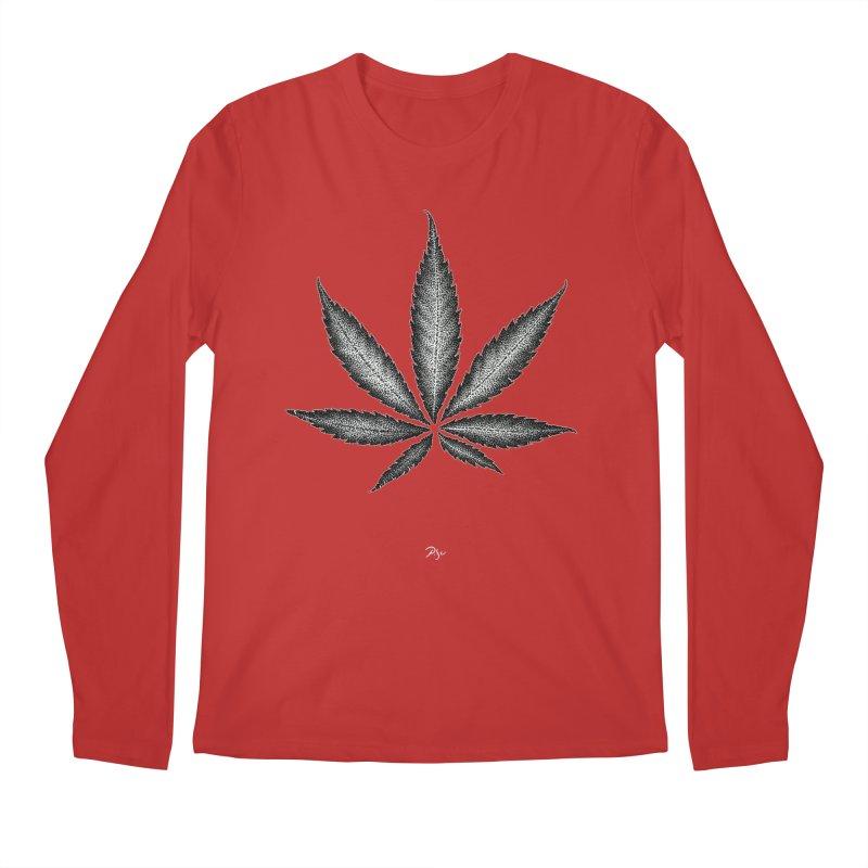 Greenlight Star by Igor Pose Men's Longsleeve T-Shirt by IgorPose's Artist Shop