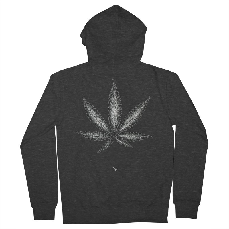 Greenlight Star by Igor Pose Men's Zip-Up Hoody by IgorPose's Artist Shop