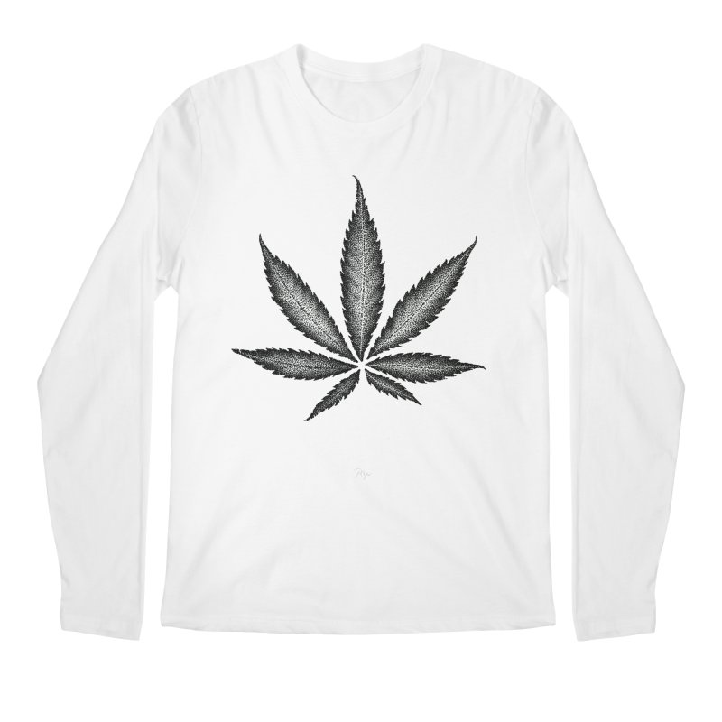 Greenlight Star by Igor Pose Men's Regular Longsleeve T-Shirt by IgorPose's Artist Shop