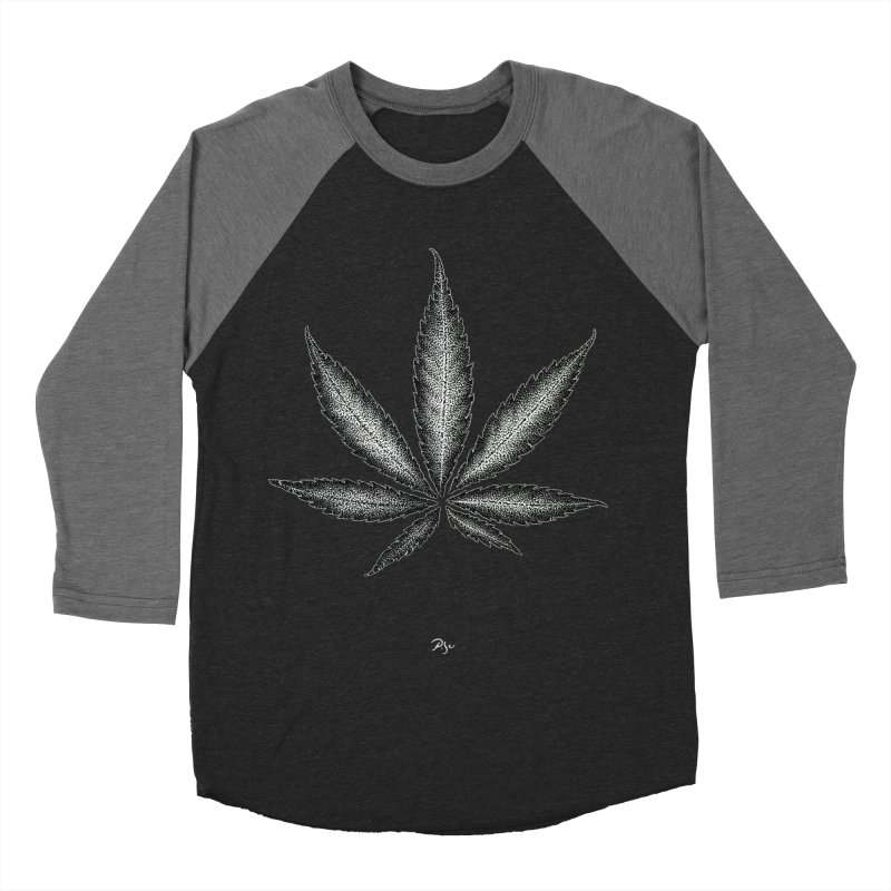 Greenlight Star by Igor Pose Men's Baseball Triblend Longsleeve T-Shirt by IgorPose's Artist Shop