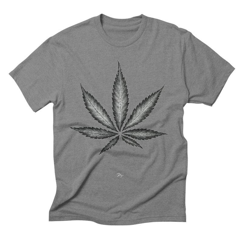Greenlight Star by Igor Pose Men's Triblend T-shirt by IgorPose's Artist Shop